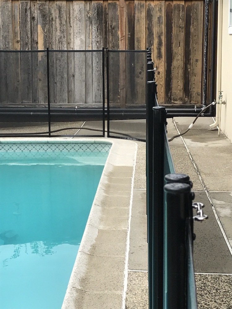San Martin Pool Fences