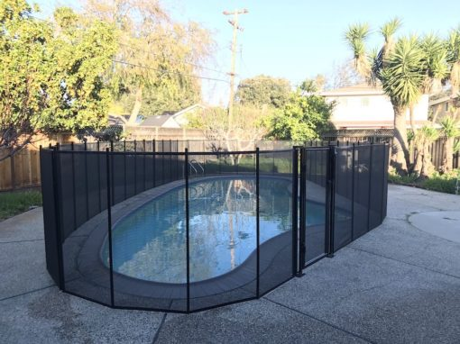 San Mateo Pool Fences