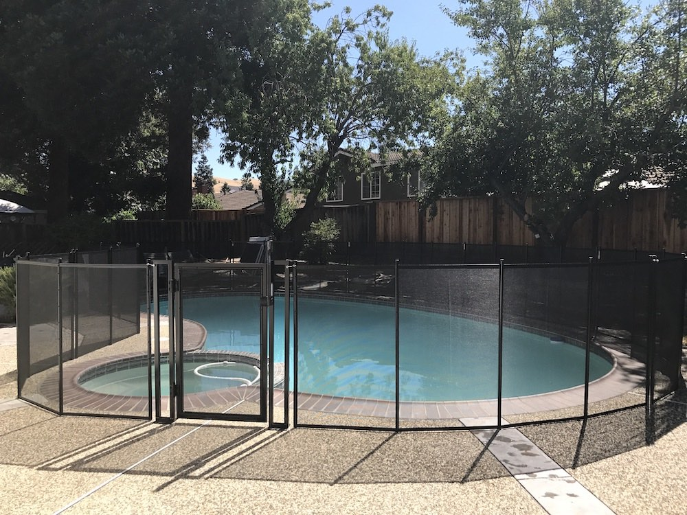 Vallejo Pool Safety Fence