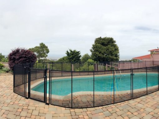 Burlingame Pool Fences