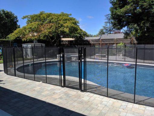 California Pool Fence Los Gatos