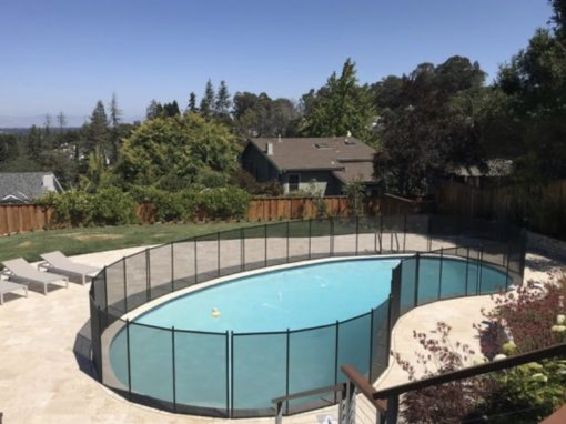 California Baby Pool Fences
