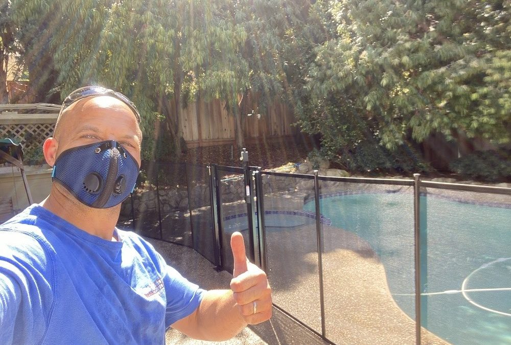 Pool Fence Company Morgan Hill