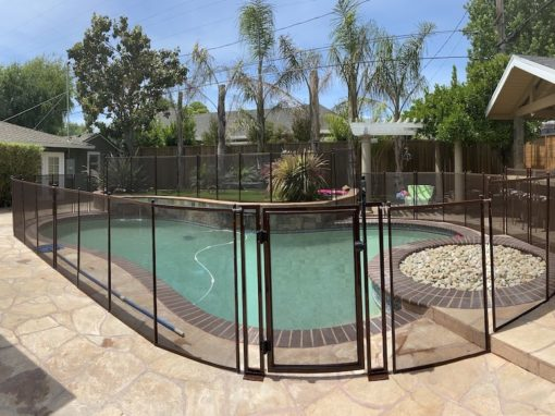 Baby Pool Fence Morgan Hill