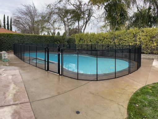 Pool Fence Barrier
