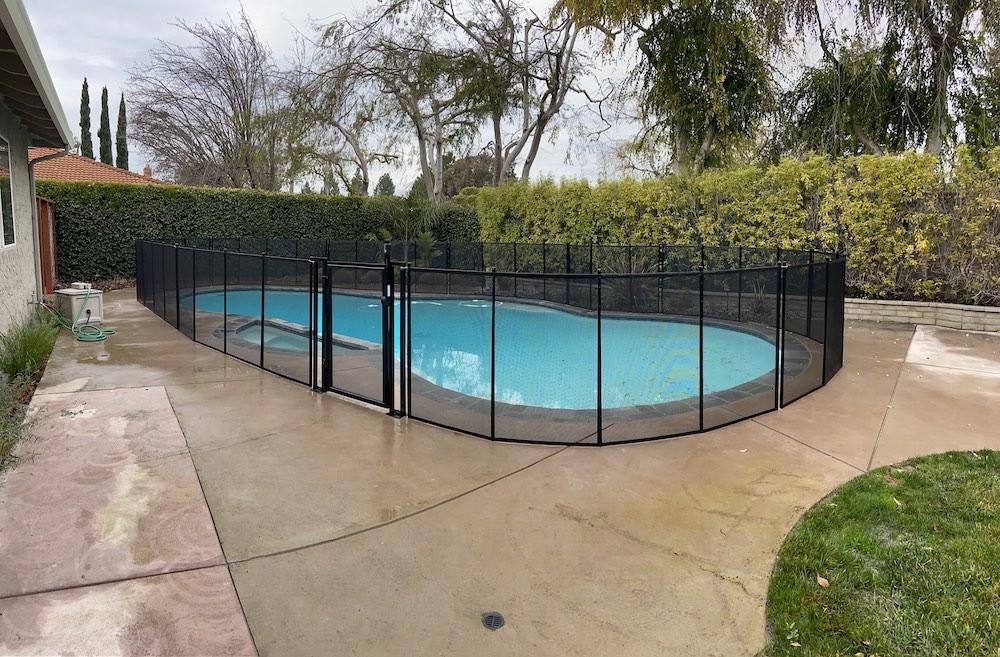 Pool Fencing Los Altos