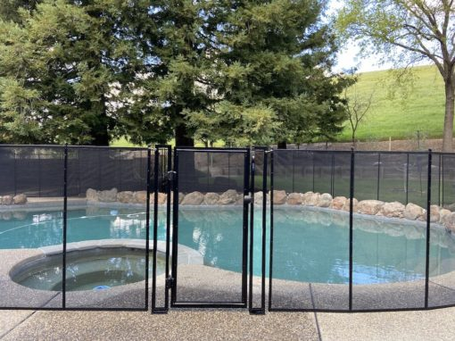 Morgan Hill Pool Barrier