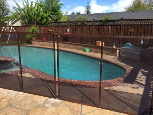 Baby Swimming Pool Fence