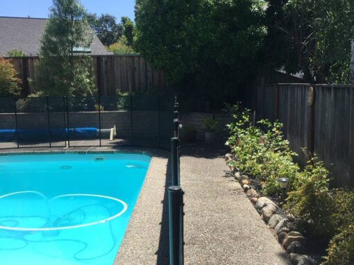 Swimming Pool Fence Bay Area