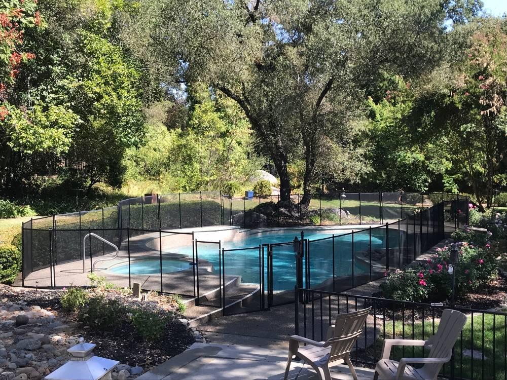 CA San Jose Pool Fences