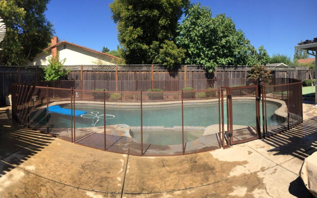 Family Swimming Pools Fence
