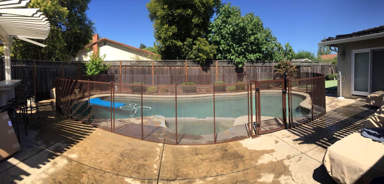 Family Swimming Pool Fences