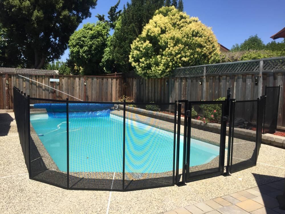 Guard Pool Fence San Jose