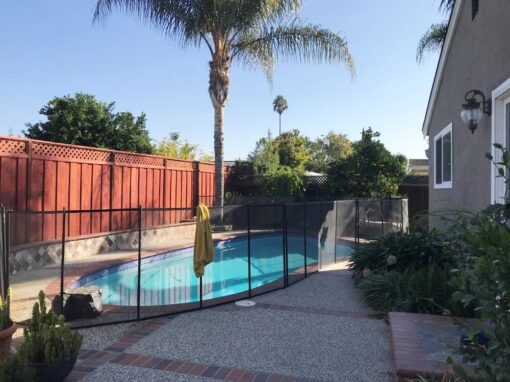 Pool Fence San Jose