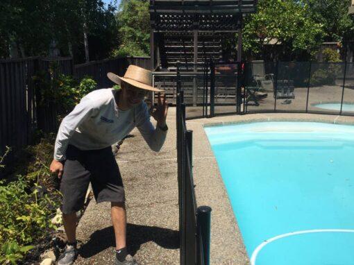 Swimming Pools Fence Company