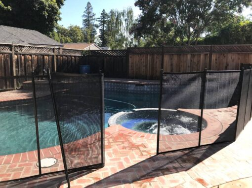 Spa Pool Fences