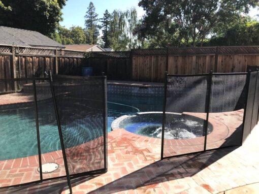 Spa Pool Fences