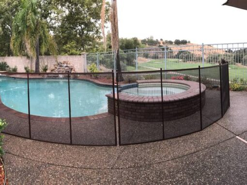California Swimming Pool Fences