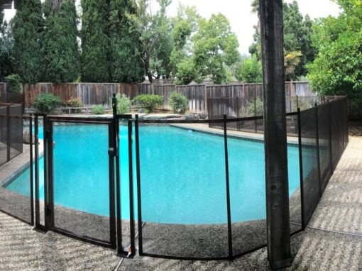Safety Pool Fence Company San Jose