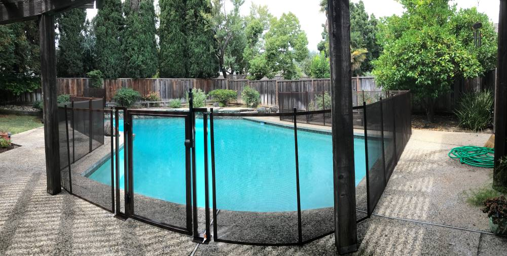 San Jose Swimming Baby Fence