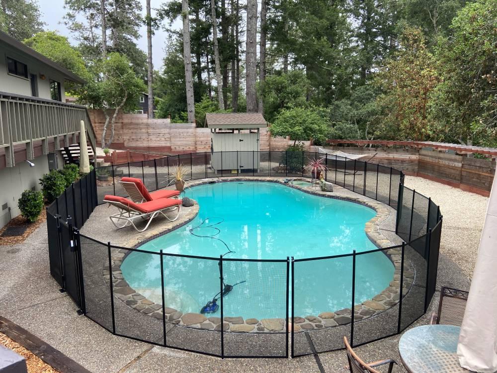 Santa Cruz Pool Fence Company