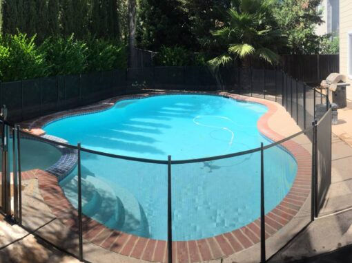 Our Swimming Pool Fence