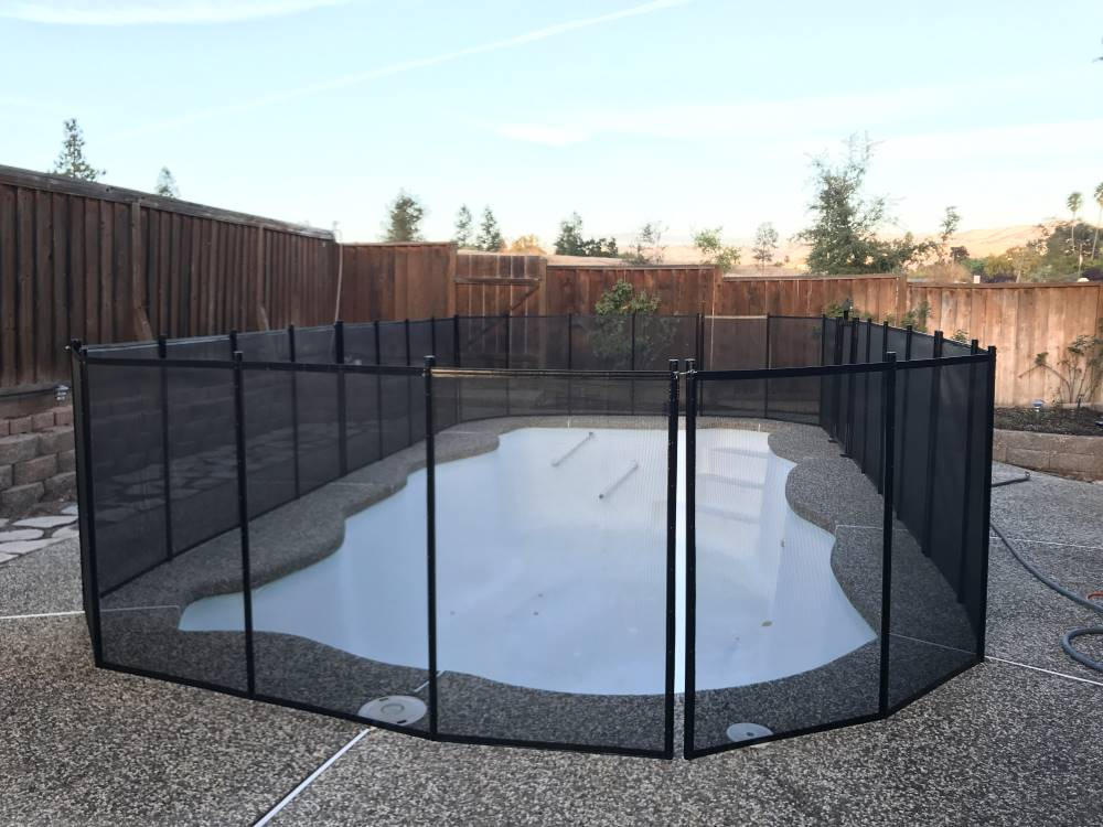 Pool Fence Construction San Jose