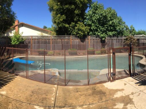 Child Pool Fences