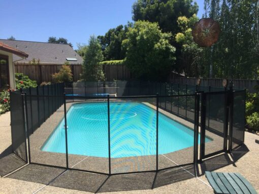 Child Pool Fence