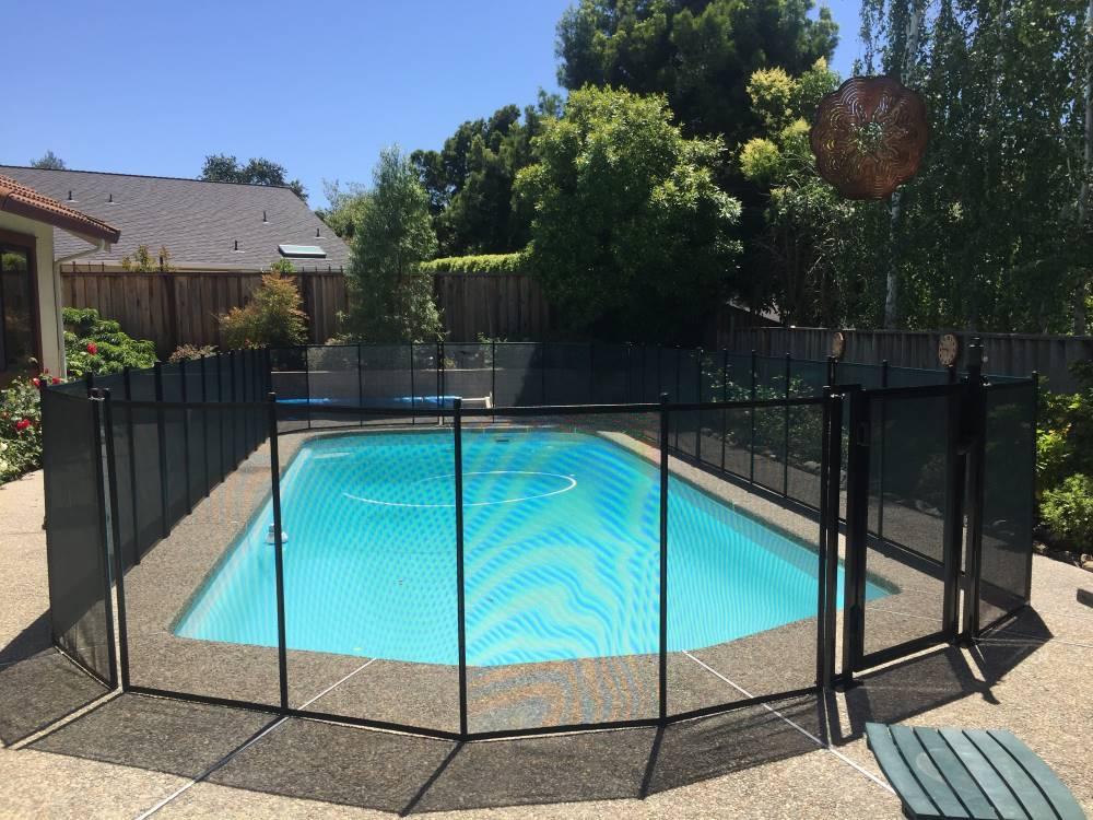 San Jose Top Pool Fences