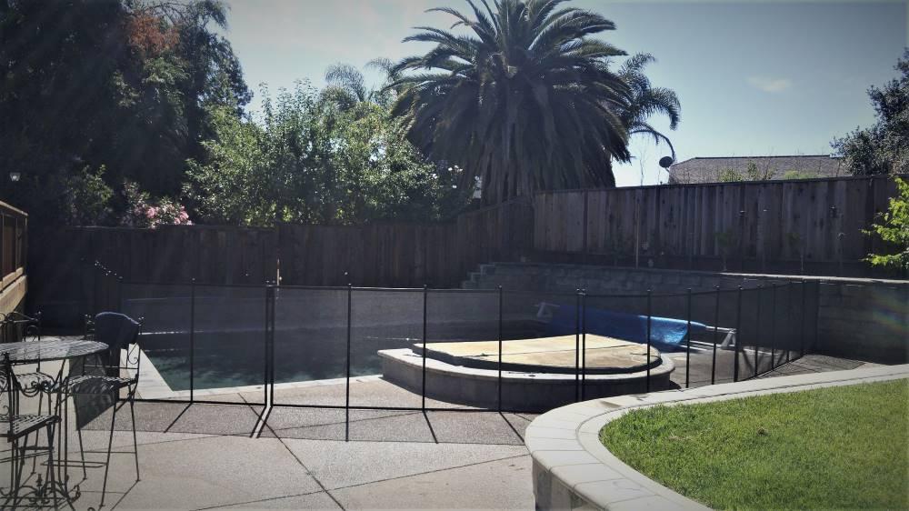 CA San Jose Baby Pool Fence