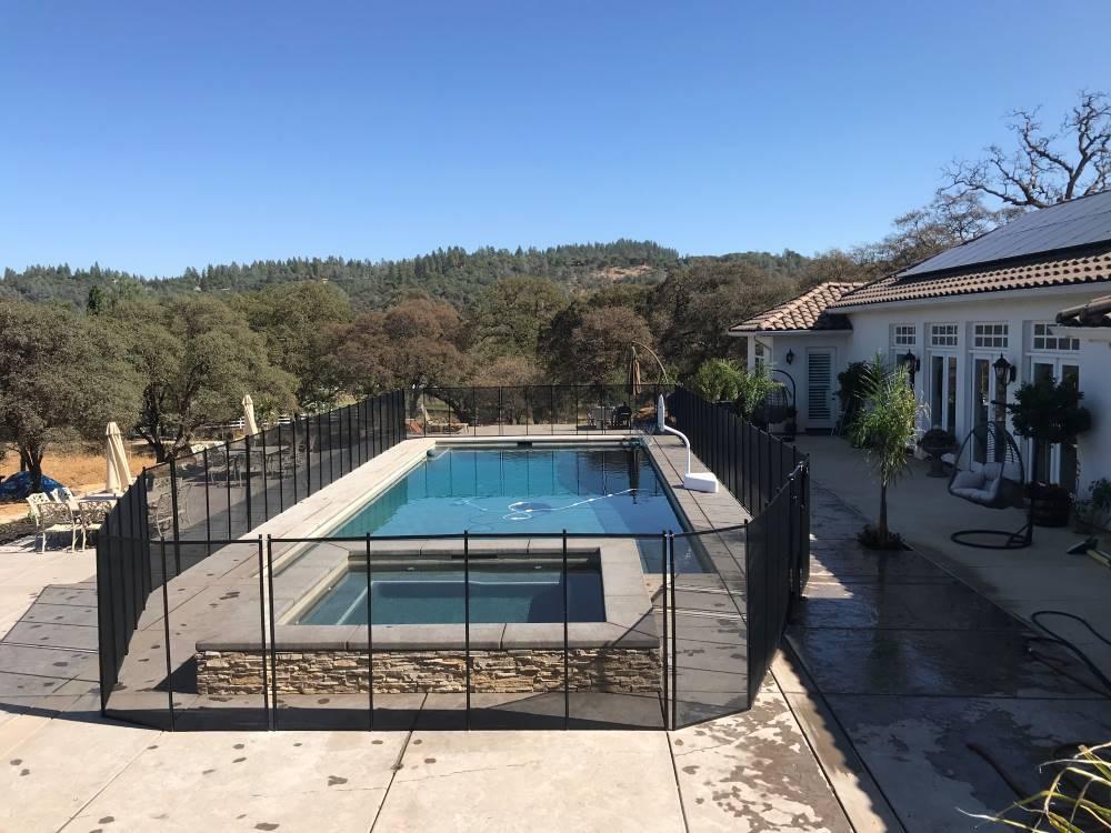 Custom Pool Fences San Jose