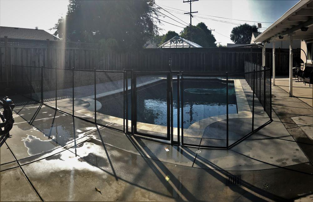 Pool Fence Company San Jose