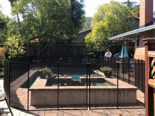 Spa Pool Fence Company