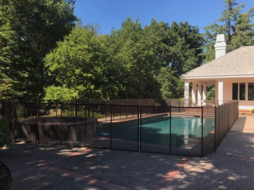 Install Pool Fence