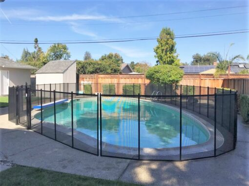 California Pool Fence Installation