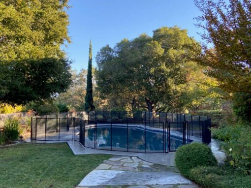 Los Altos Pool Fence Installer