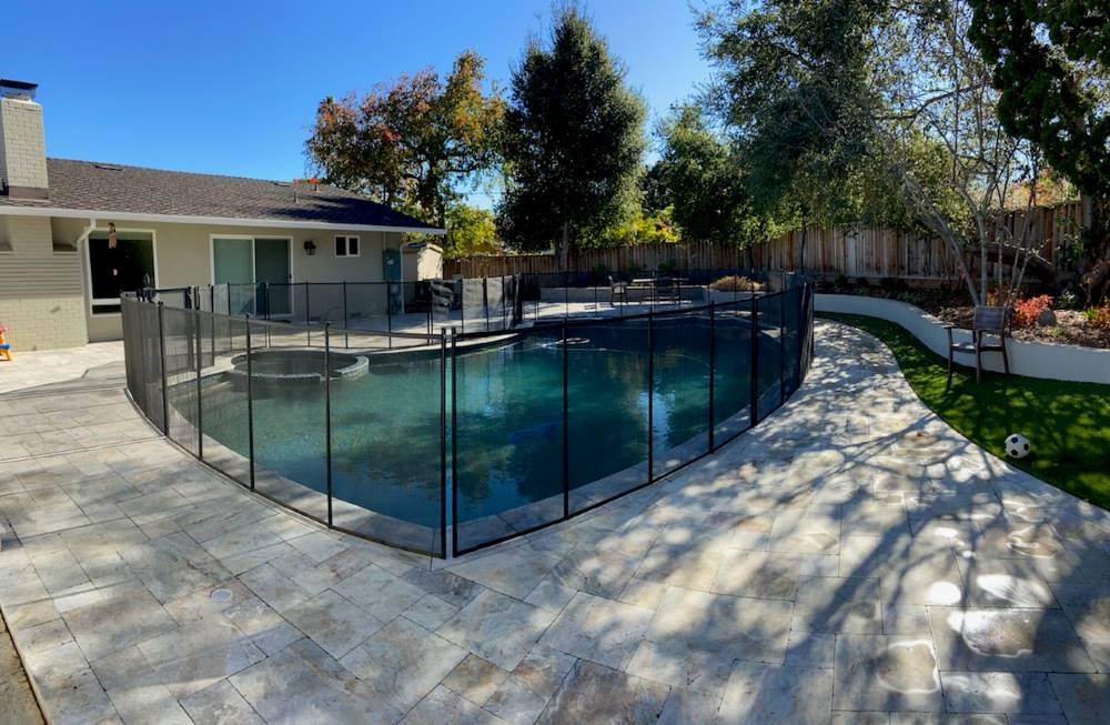Saratoga Pool Fences Company