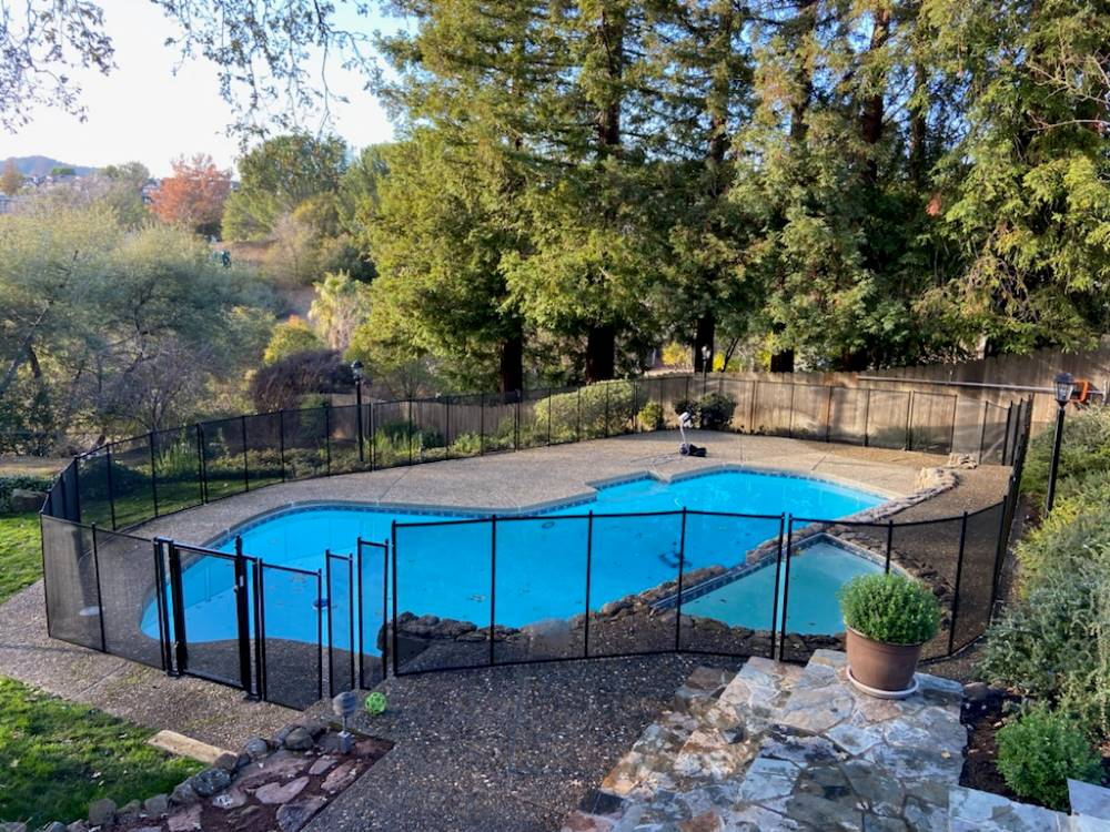 Walnut Creek Pool Fence Company Installs