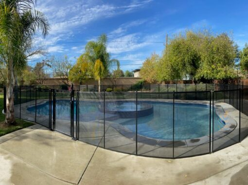 Pool Fence Companies Campbell