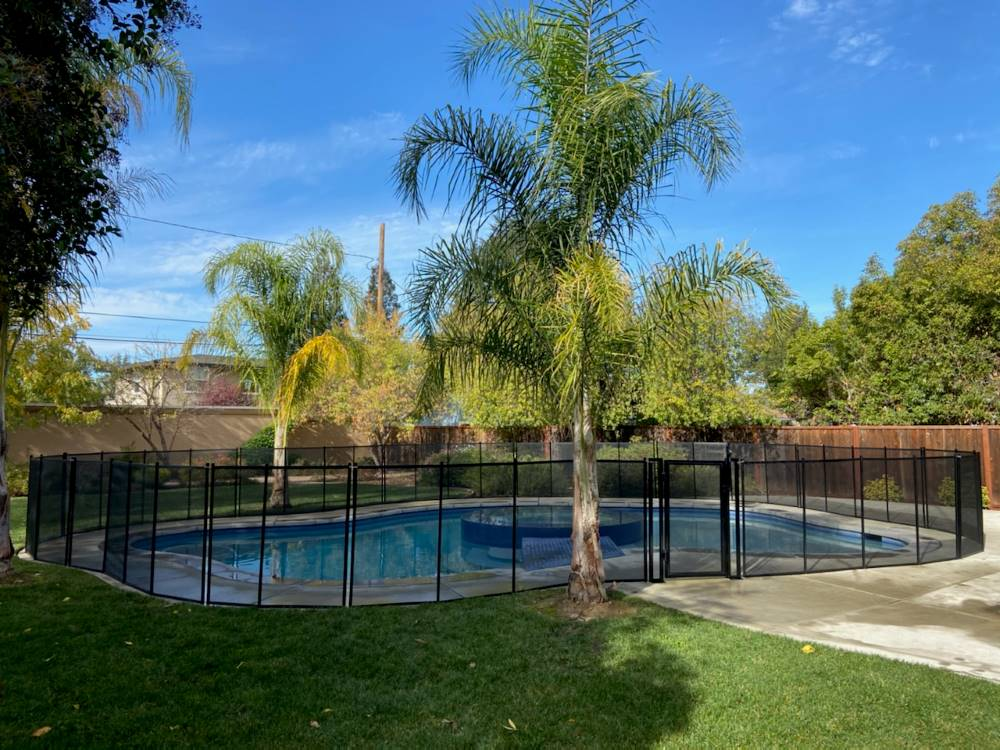 Campbell Pool Fence Installer