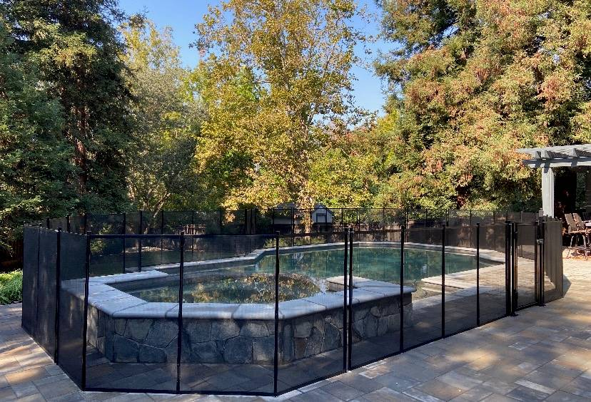 Concord Pool Fence Installs