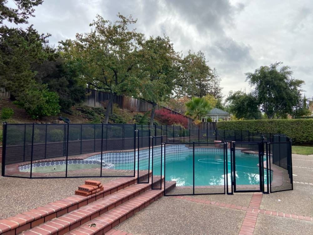 Fremont Companies Pool Fence