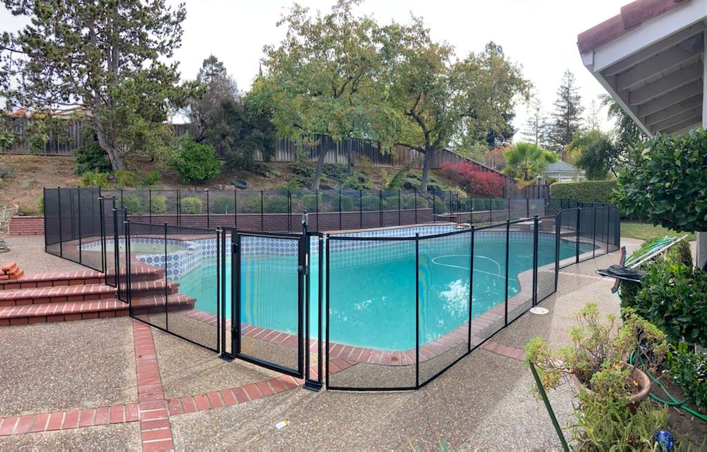New Pool Fence Installs