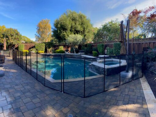 Pool Fence Company San Jose