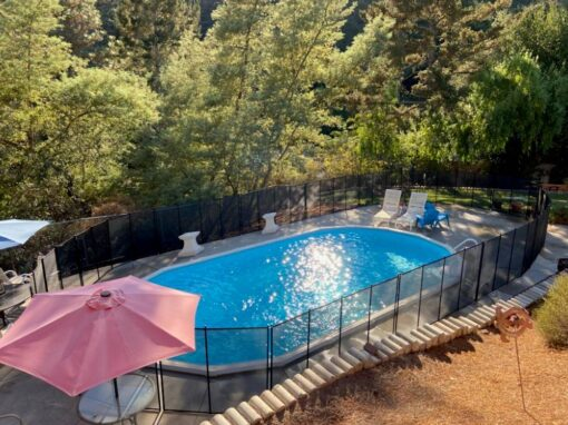 Pool Fence Companies Santa Cruz