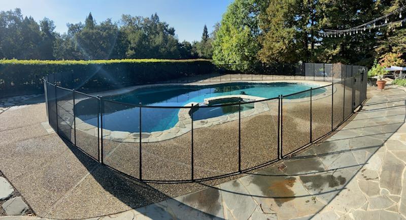 Pool Fences in Danville