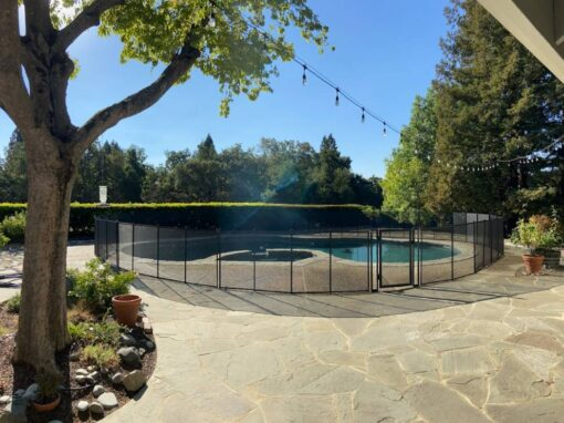 Family Swimming Pool Fences