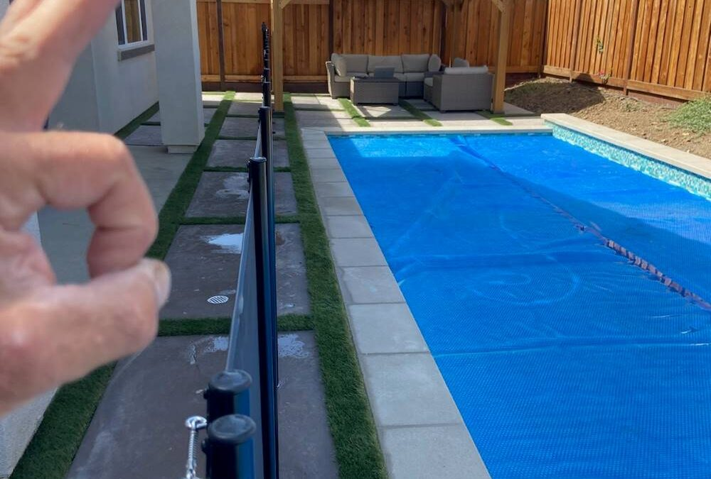 Pool Fences in Livermore