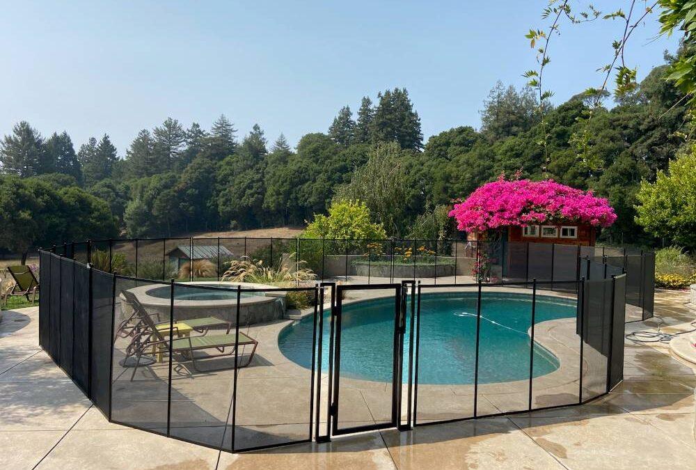 Pool Fences in Santa Cruz